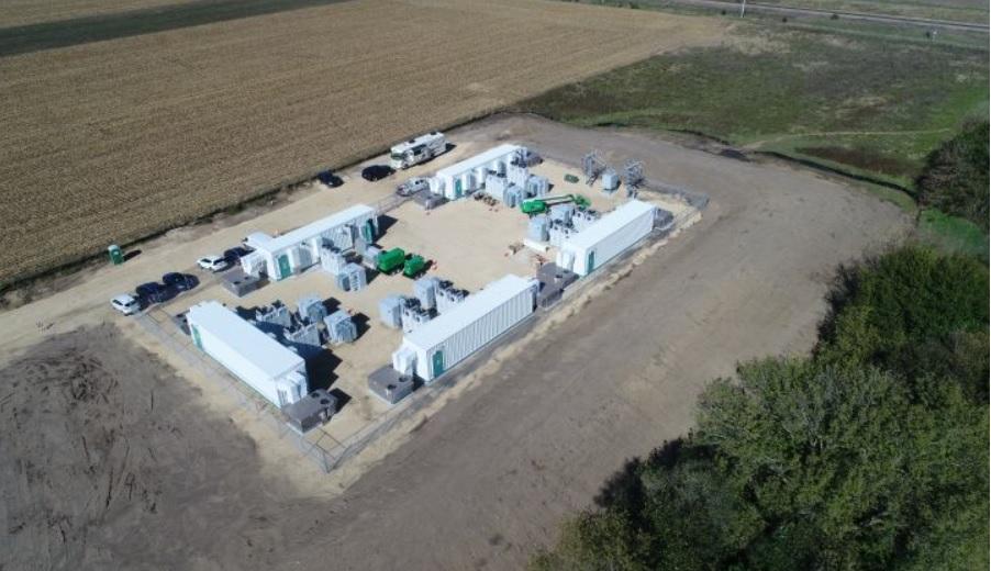GlidePath Builds Merchant Battery Plant in ERCOT, Bucking Industry Wisdom