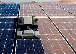 Govt roots for robots to cut water usage in solar plants