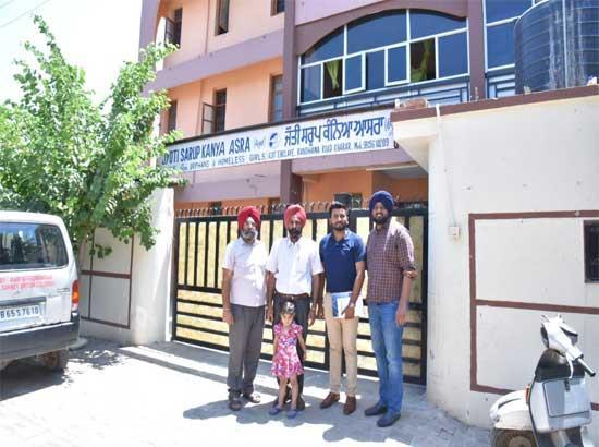 Hartek Solar installs 10-kWp rooftop solar plant at orphanage for girls in Kharar