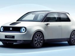 Honda e Electric Vehicle Details Revealed