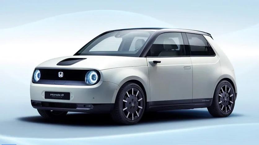 Honda e Electric Vehicle Details Revealed