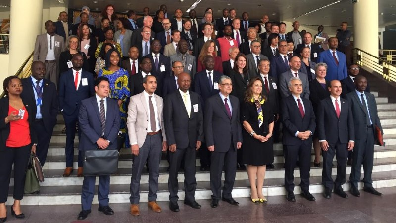 IEA and African Union hold first ever ministerial meeting on development of Africa's energy sector