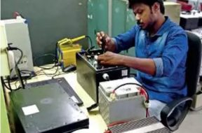 IIT-M centre charges up India for e-vehicles