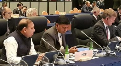 India inching towards meeting Paris Agreement targets- RK Singh at G20 ministerial meet