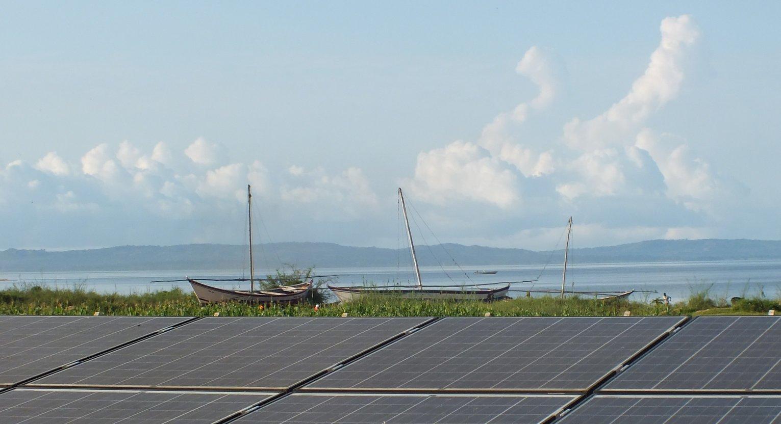 The European Union and JUMEME inaugurate new solar-powered mini-grid on Lake Victoria's Mulumo Island in Kagera Region
