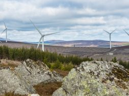 Limekiln Wind Farm Gets Green Light from Scottish Government