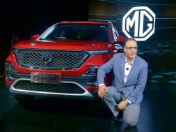 MG Motors to manufacture electric vehicle EZS in India