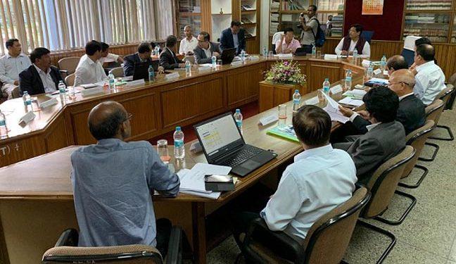 Meghalaya CM discusses MeECL's action plan to improve power scenario