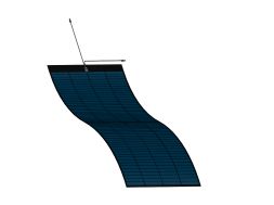 MiaSolé FLEX-03W Flexible, Lightweight Solar Module Now More Powerful