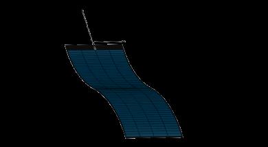 MiaSolé FLEX-03W Flexible, Lightweight Solar Module Now More Powerful