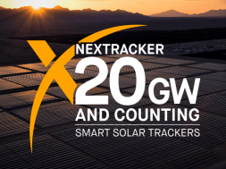 NEXTracker Achieves Industry-First 20 Gigawatts Solar Tracker Milestone