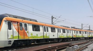 Nagpur Metro is the 'greenest metro' system in India