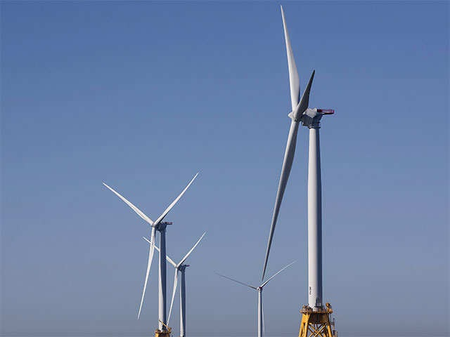 New Jersey picks Danish firm Orsted for wind energy project