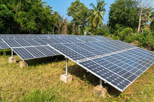 Ordnance Factory Board generates solar power, reduces power cost