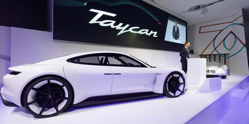 Porsche CEO gives props to Tesla, says EVs are coming in masses to the US in op-ed