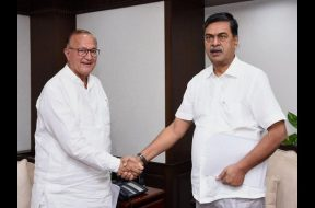 Power Minister Singh assures all support to Rajasthan