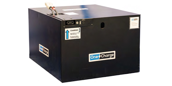 Power play for battery technology