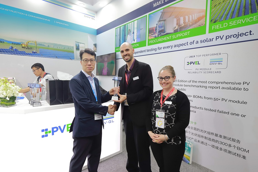 Q CELLS earns Top Performer recognition in 2019 PV Module Reliability Scorecard published by PVEL and DNV GL