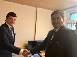 RK Singh Exudes Confidence of Meeting Paris Agreement Target at G20 Meet