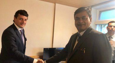 RK Singh Exudes Confidence of Meeting Paris Agreement Target at G20 Meet