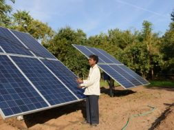 Renewable Energy Dept started Solar Inverter Charger Scheme for people at 40 pc subsidy