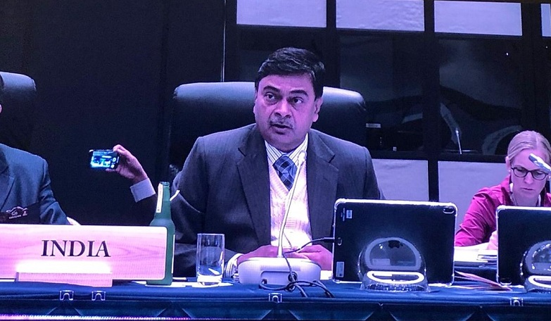 Significant Progress Made by India in Meeting Its NDC Targets While Staying Committed to Meeting Its Climate Goals Under the Paris Agreement: Shri RK Singh