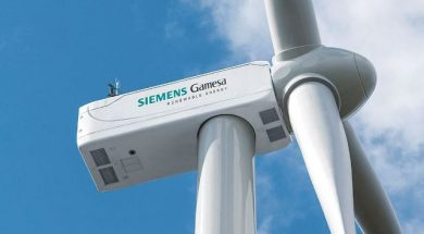 Siemens Gamesa wins order from Orsted for 900 MW wind project