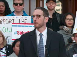 Solar Bill of Rights back in committee, Maine could require storage