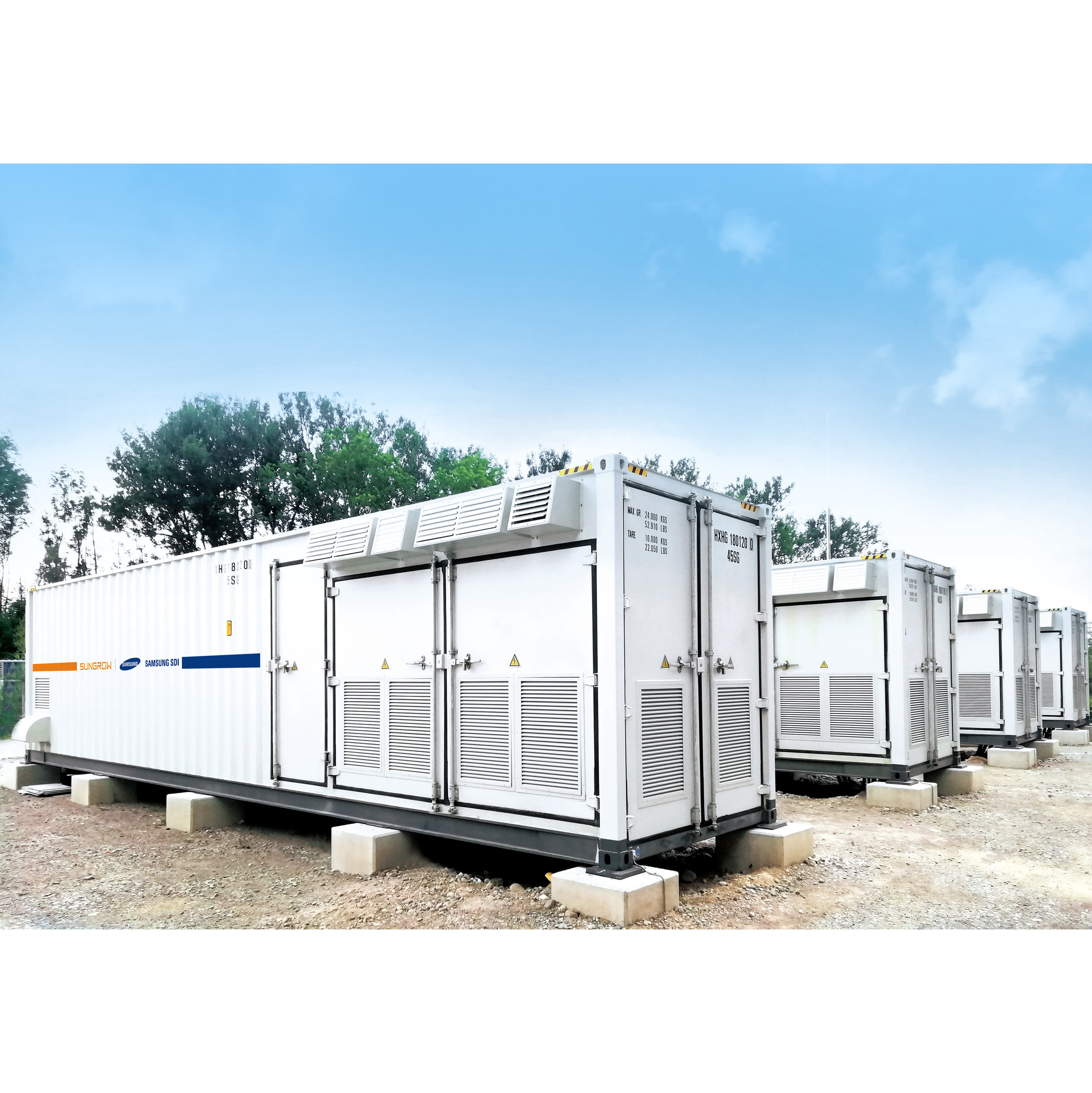 Sungrow Bags Supply Contract with Smart Power for a 30MW/30MWh Energy Storage Project in Germany