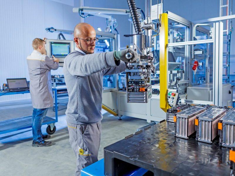 Inside Germany's €1 billion battery fund