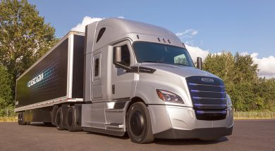 Utilities Explore Electric Truck Charging Stations Along I-5