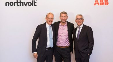 Volkswagen leads €886 million investment in Northvolt to power Europe with its gigafactory for lithium-ion batteries