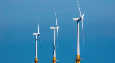 Offshore clean energy Wind Farm