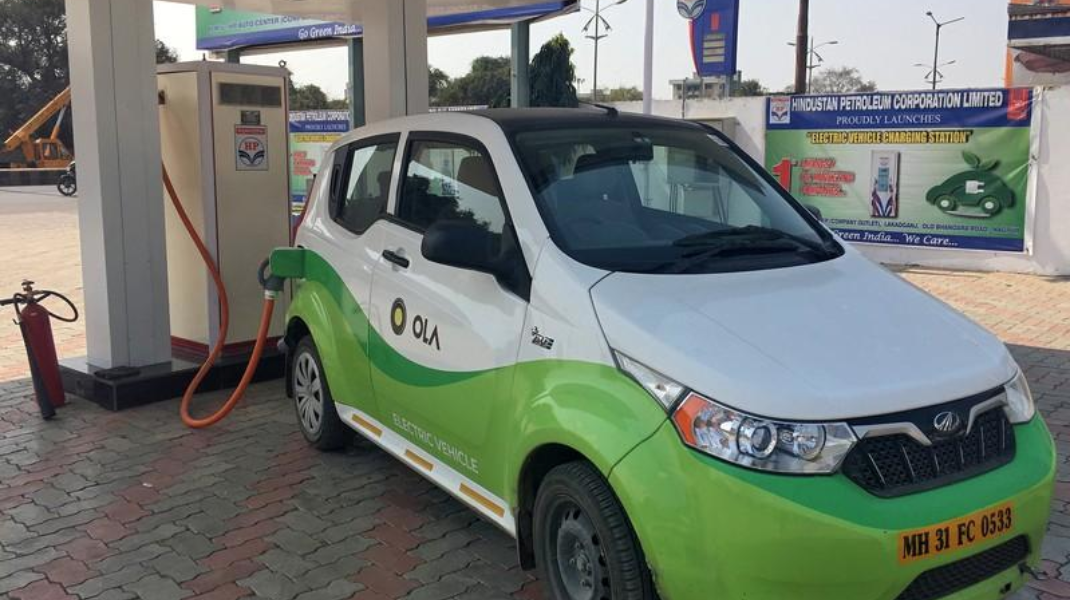 A Twist in the Tale: Electric Vehicles Will Worsen India's Pollution Crisis