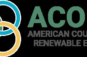 ACORE Recognizes Sen. Thune as a Renewable Energy Champion