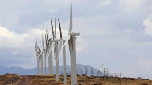 Africa's largest wind power project opens in northern Kenya