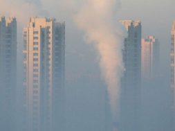 Air In China Is So Polluted That It's Dimming Sunlight & Affecting Solar Power Generation