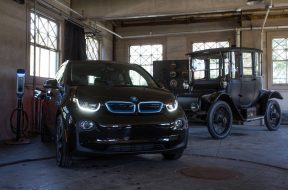 BMW Electrifies National Parks With 100 EV Charging Stations