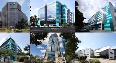 CapitaLand is putting over 20,000 solar panels on 6 of its buildings – that's enough power for 2,300 HDB flats a year