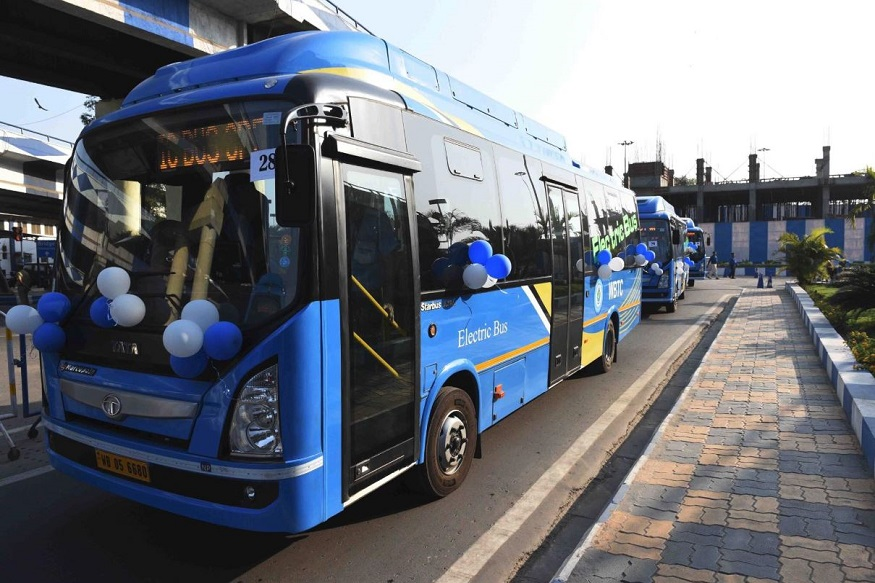 Odisha to Introduce Electric Buses to Curb Urban Air Pollution
