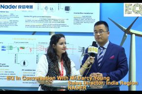 EQ in conversation with Mr. Darcy Young, Sales Director, India Region NADER