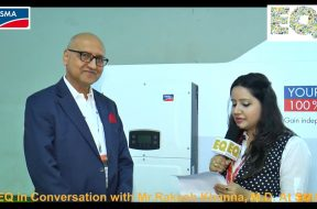 EQ in conversation with Mr. Rakesh Khanna, M.D. at SMA