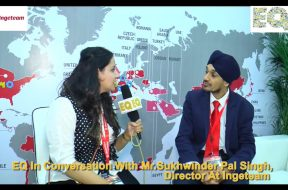 EQ in conversation with Mr. Sukhwinder Pal Singh, Director at Ingeteam