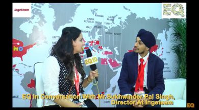 EQ in conversation with Mr. Sukhwinder Pal Singh, Director at Ingeteam