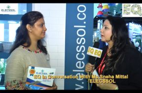 EQ in conversation with Ms. Sneha Mittal, ELECSSOL
