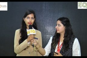 EQ in conversation with Ms. Sweety Arya, Marketing Manager, Solis Inverters