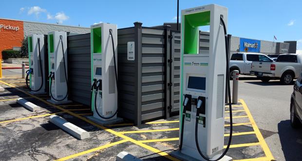 EV Charging Stations Increase In Oklahoma