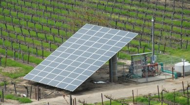 Final Specifications of Solar PV Water Pumping System