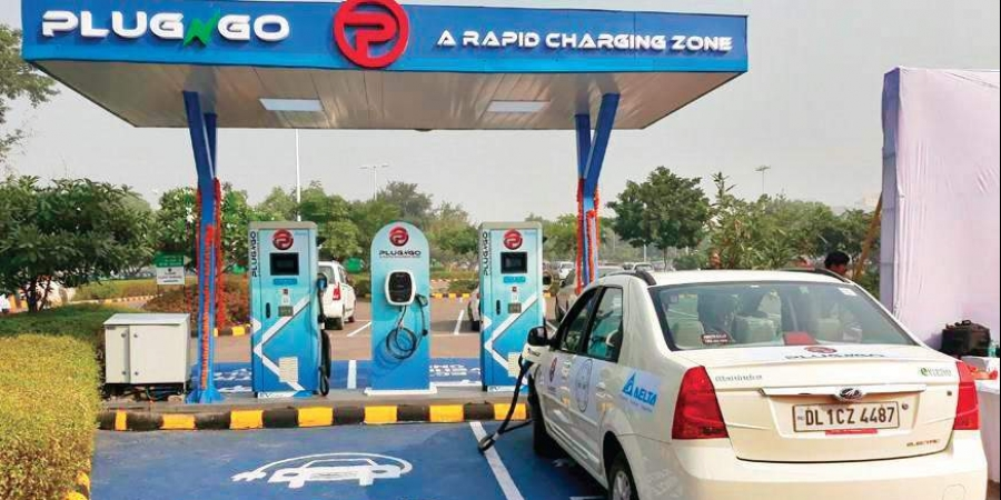 India Invites Proposals To Set Up 1,000 EV Charging Stations
