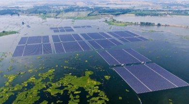 How To Solve Climate Change With Giant Floating Solar Farms That Suck CO2 & Make Electricity-1